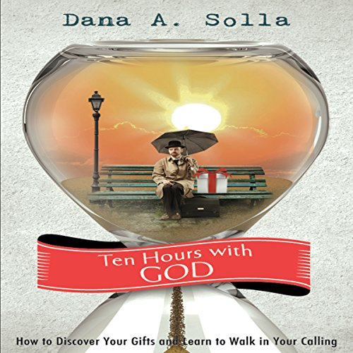 Ten Hours with God audiobook cover art