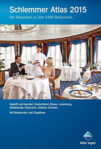 Schlemmer Atlas 2015: Der Wegweiser zu über 4.000 Restaurants. von Busche Verlagsgesellschaft mbH (Herausgeber) (6. Oktober 2014) Gebundene Ausgabe
