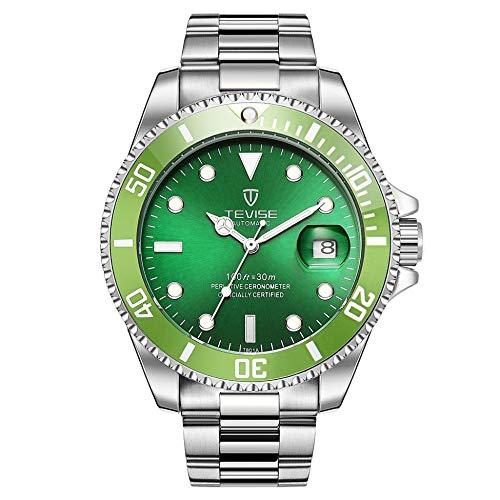 JesseBro76 T801 Men Automatic Mechanical Watch Fashion Luminous Watch...