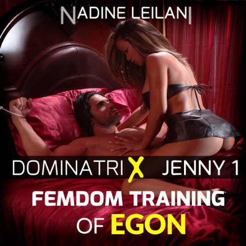 Femdom Training of Egon cover art