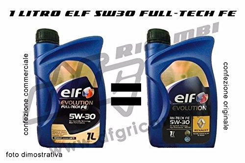 ELF 1 Lt Olio Evolution RN-Tech Fe 5W30 - RN720 ACEA C4-7711584311