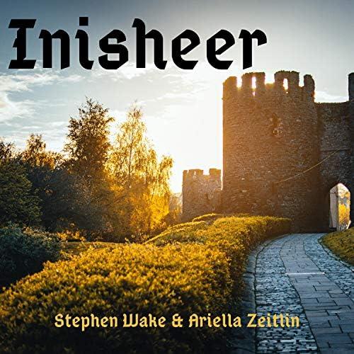 Stephen Wake & Ariella Zeitlin