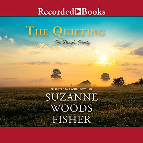 The Quieting audiobook cover art
