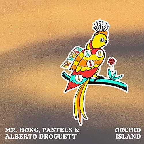 Mr. Hong, The Pastels, Alberto Droguett & Hip Dozer