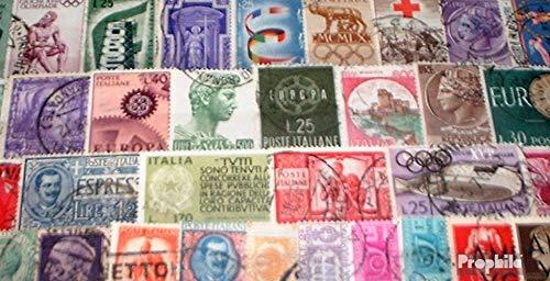Prophila Collection Italia 200 Diversi Francobolli (Francobolli per i Collezionisti)