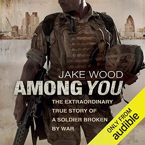 Among You                   By:                                                                                                                                 Jake Wood                               Narrated by:                                                                                                                                 Joe Coen                      Length: 17 hrs and 2 mins     138 ratings     Overall 4.6