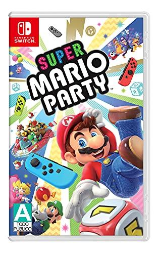 Super Mario Party - Standard Edition - Nintendo Switch