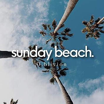 sunday beach.