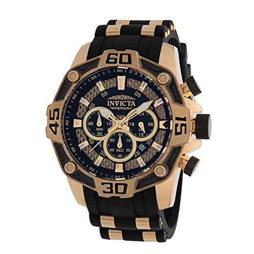 Invicta Pro Diver Reloj cronógrafo de cuarzo para hombre 33838