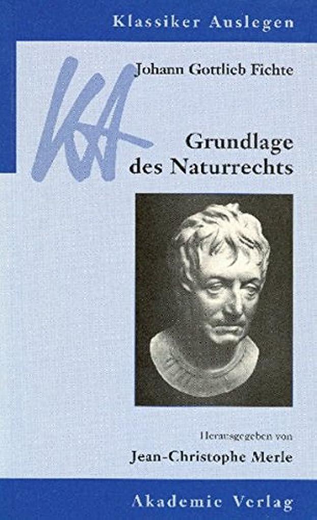 次へ意味する創造Johann Gottlieb Fichte: Grundlage Des Naturrechts (Klassiker Auslegen)