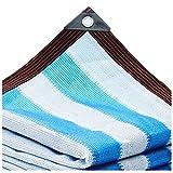 Dall Shade Sail Net 90% Resistente A Los Rayos UV Tela De Sombra con Ojales para Patio Exterior Jardín Patio Trasero (Color : T1, Size : 4×10m)