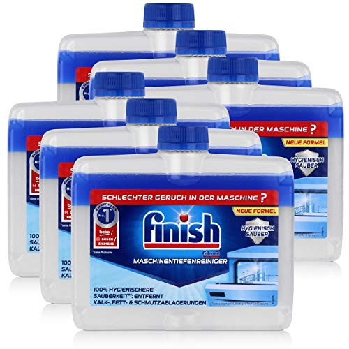 Finish Maschinenpfleger 250ml, 6er pack (6x250ml)