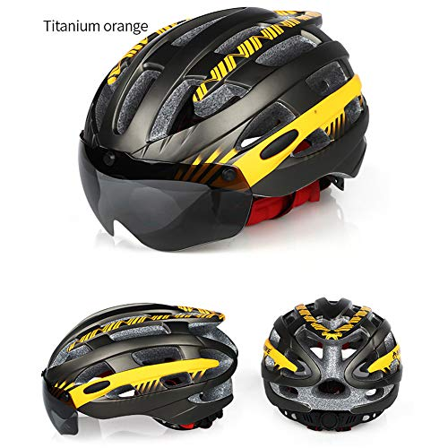 MXUS Casco Especializado De La Bici De La Seguridad, Casco De Ciclo Ajustable Deporte Cascos Bici Casco De Bicicleta De Montaña Al Aire Libre