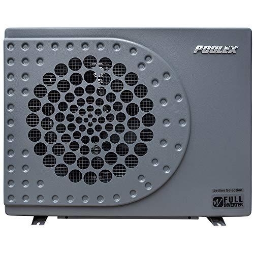POOLEX Pompe à Chaleur Jetline Selection Inverter-Modèle 210, Gris