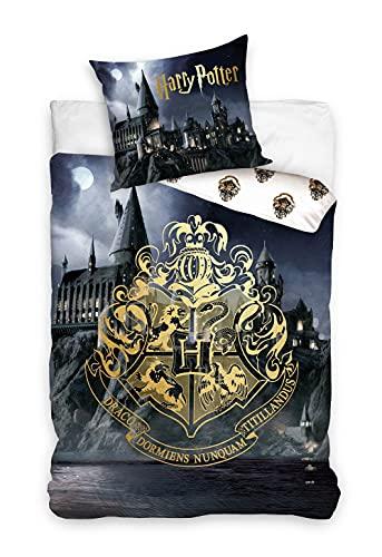 Harry Potter Juego de cama, diseño del escudo