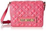 Love Moschino Ss21 - Bolso de hombro para mujer, colección Primavera Verano 2021, Normal Rosa Size: Normal