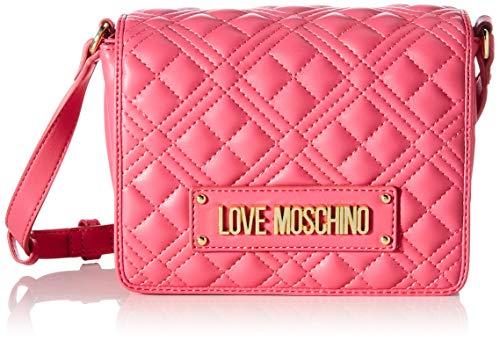 Love Moschino Ss21 Schultertasche für Damen, Kollektion Frühling, Sommer 2021, Normal, Pink - fuchsia - Größe: Normal