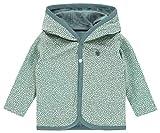 Noppies Baby Kinder Unisex Strickjacke Jacke Jungen & Mädchen (Grey Mint (C175), 56)