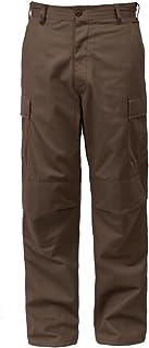 (ロスコ) ROTHCO BDU カーゴパンツ 無地 ミリタリーパンツ メンズ Brown ブラウン [8578]