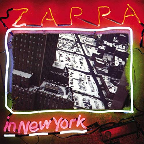 ZAPPA IN NEW YORK 40TH ANN (5 CD)