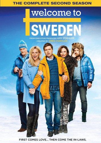 Welcome To Sweden - Season 2 [Edizione: Stati Uniti] [Italia] [DVD]
