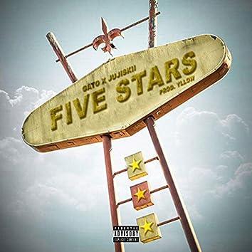 Five Stars (feat. Jujiskii)