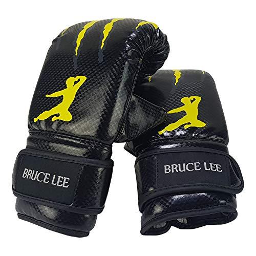Tunturi 14BLSBO022 Guantes Boxeo Saco Bruce Lee, Unisex Adul