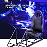 CO-Z Video Game Real Bucket Racing Seat Cockpit...