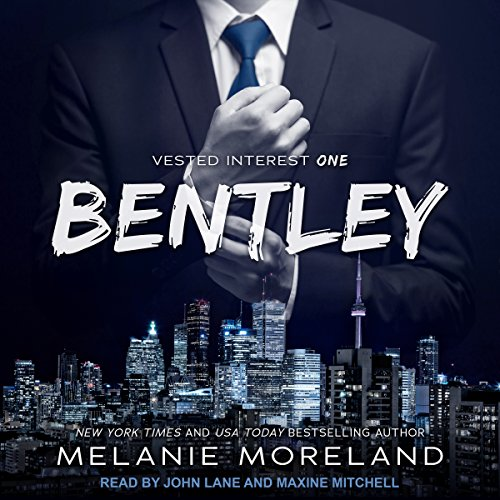 Bentley audiobook cover art