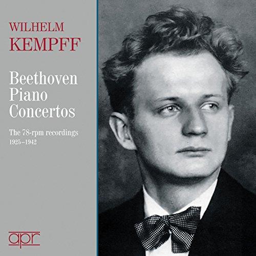Beethoven: Klavierkonzerte Opp. 15, 37, 58, 73 / Bagatelle Op. 33 Nr. 5 - Die 78 rpm Aufnahmen 1925-1942