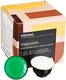 Marque Amazon-  Solimo Capsules Cappuccino,  compatibles Dolce Gusto*- café...