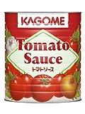 カゴメ トマトソース 1号缶 3Kg