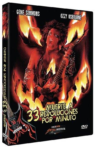 Muerte a 33 revoluciones por minuto [DVD]