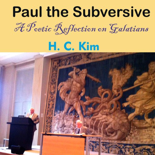 Paul the Subversive audiobook cover art