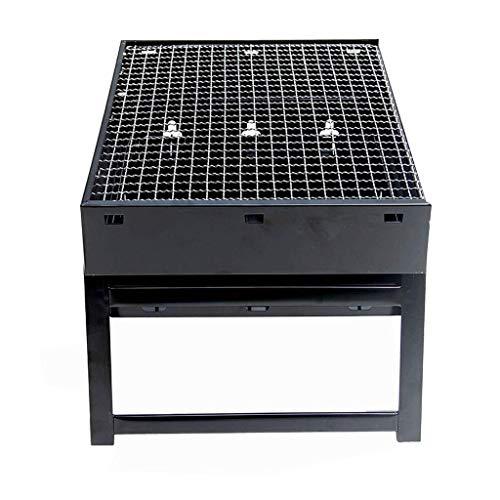 Llslls Le barbecue peut être utilisé dans les cours, les parcs, les pelouses, terres sauvages, etc, simple et facile à transporter! (Size : Large)