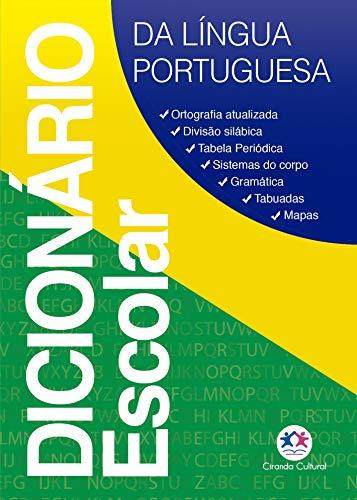 Magic Kids Dicionário escolar da Língua Portuguesa, Amarelo