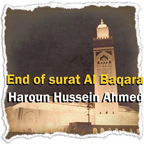 Haroun Hussein Ahmed