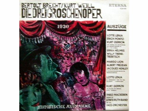 Die Dreigroschenoper [Vinyle LP record]