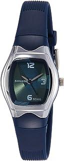 Sonata Analog Green Dial Women's Watch -NJ8989PP02C