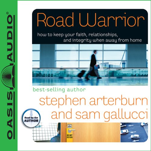 Road Warrior audiobook cover art