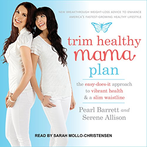 Trim Healthy Mama Plan audiobook cover art