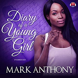 Diary of a Young Girl audiobook cover art