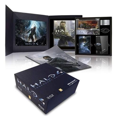 Microsoft Halo 4: Legendary Edition, Xbox 360