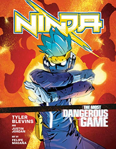 Ninja: The Most Dangerous Game: [A Graphic Novel] (English Edition)