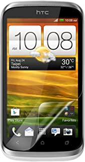 Celicious Matte Anti-Glare Screen Protector Film Compatible with HTC Desire X [Pack of 2]