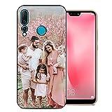 Coque pour Huawei Nova 4 - Coque Téléphone Personnalisée, Personnalisable avec Votre Propre Image...