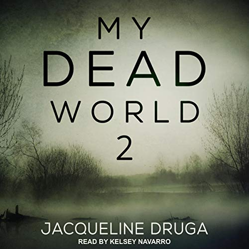My Dead World 2 audiobook cover art