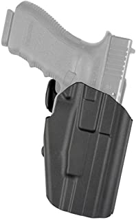 Higoo Universal Tactical Waist Belt Gun Holster for Glock 17 20 21 22 37 Black