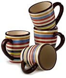 1 Two and an half Men - Kaffeetasse (Mug) - braun - 1 Tasse