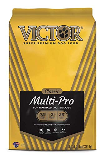 VICTOR Classic - Multi-Pro, Dry Dog Food, 30-Lb Bag